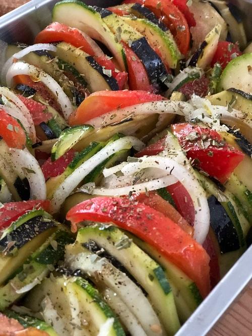tian de légumes